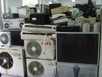 废旧电器回收